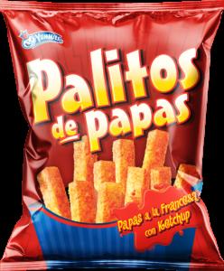 Palitos de Papa