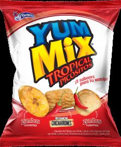 Yummix Tropical Picositos 2020